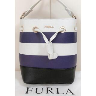 Furla - ☆美品☆送料無料☆FURLAフルラレザー2WAYハンドバッグ☆保存袋付き☆