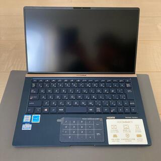 ASUS - ASUS ZenBook UX333FA 13.3型 ロイヤルブルー