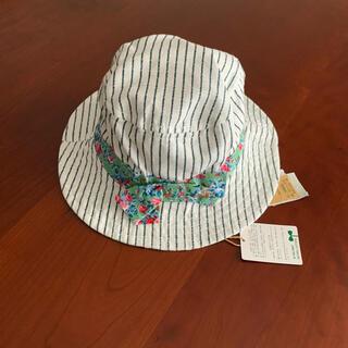 RAG MART - ⭐️未使用品  ラグマート ケースタイル 帽子 52センチ 女の子