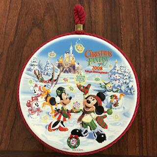 ディズニー(Disney)のディズニー25周年 鍋敷き(キャラクターグッズ)