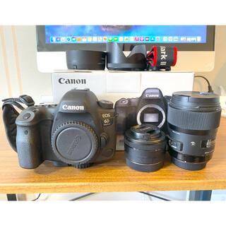Canon - Canon EOS MKⅡ +SIGMA &Canon レンズセット