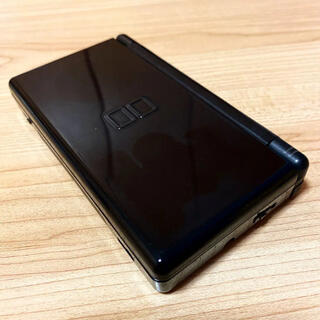 ニンテンドーDS(ニンテンドーDS)の送料無料⭐️任天堂DSLite本体[ブラック](携帯用ゲーム機本体)