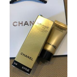 シャネル(CHANEL)の新品未使用 CHANEL サブリマージュ ラクレームN  エモリエントクリーム(フェイスクリーム)