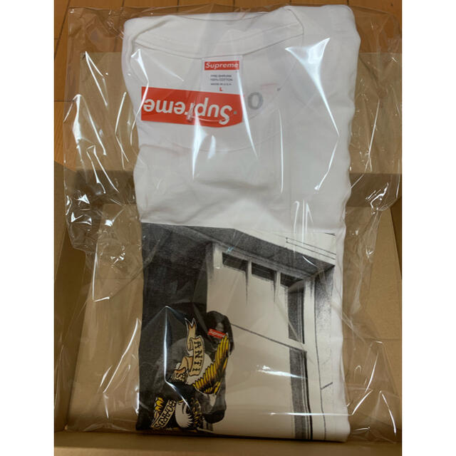 Supreme(シュプリーム)のSupreme ANTIHERO Balcony Tee White メンズのトップス(Tシャツ/カットソー(半袖/袖なし))の商品写真