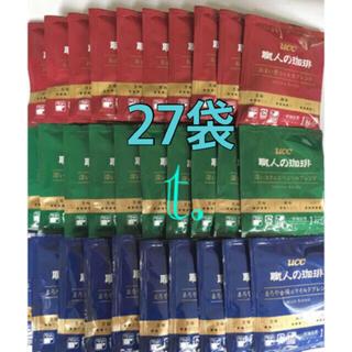 UCC 職人の珈琲 ドリップコーヒー 27袋