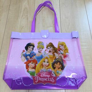ディズニー(Disney)の新品 ディズニー プリンセス プールバッグ ビニールバッグ 水着 女の子(その他)