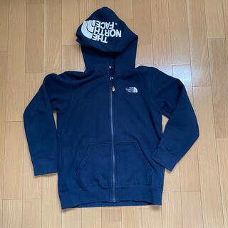 THE NORTH FACE - THE NORTH FACE  リアビューフルジップフーディ 140cm