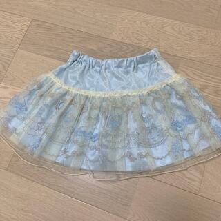 メゾピアノ(mezzo piano)のメゾピアノ スカート 110cm(スカート)