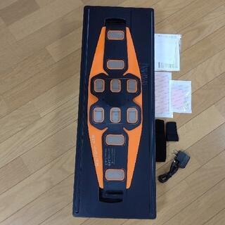 シックスパッド(SIXPAD)の☆メーカー保証 あり ☆ SIXPAD Abs Belt アブズベルトS/M/L(トレーニング用品)