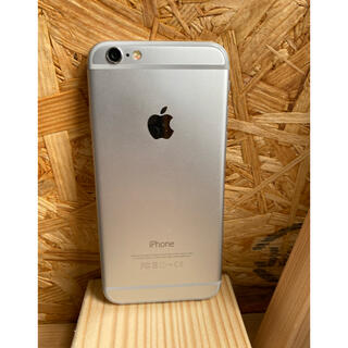 Softbank - iPhone 6 本体 Silver 64 GB ソフトバンク