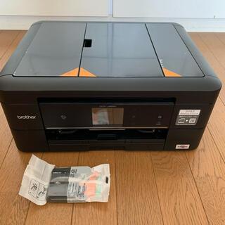 ブラザー(brother)のブラザー インクジェットプリンター複合機 PRIVIO DCP-J968N-B(PC周辺機器)