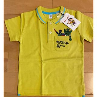 Design Tshirts Store graniph - クレヨンしんちゃん ポロシャツ グラニフ 110センチ