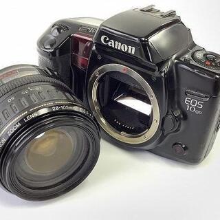 Canon - キャノン EOS 10 QD フィルム一眼レフ レンズ ZOOM LENS