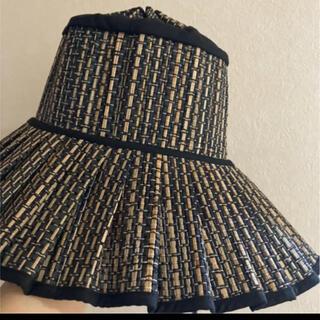 ロンハーマン(Ron Herman)のLORNA MURRAY CAPRI サイズL(麦わら帽子/ストローハット)
