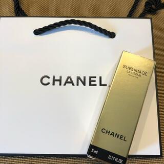 シャネル(CHANEL)の新品未使用 CHANEL サブリマージュ ラクレームフィンN  クリーム(フェイスクリーム)