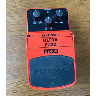 ベリンガー ウルトラファズ UZ400 ULTRA FUZZ(エフェクター)