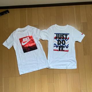 ナイキ(NIKE)のお得 NIKE プリントTシャツ 2枚セット S(Tシャツ/カットソー)