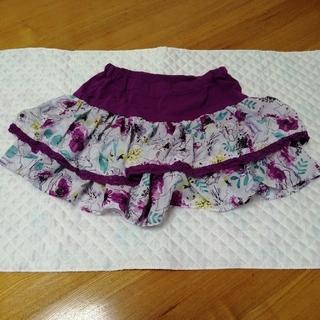アナスイミニ(ANNA SUI mini)の子供服 キュロットスカート ANNA SUI mini 140cm(スカート)