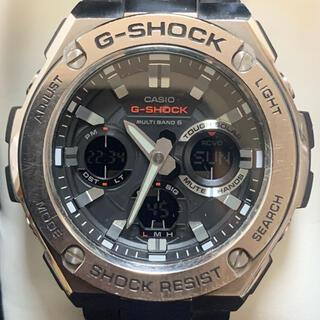 G-SHOCK - 美品【現行品】G-SHOCK★GST-W110D★電波ソーラー★腕時計