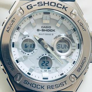 G-SHOCK - 美品 【現行品】G-SHOCK★GST-W110D★電波ソーラー★腕時計