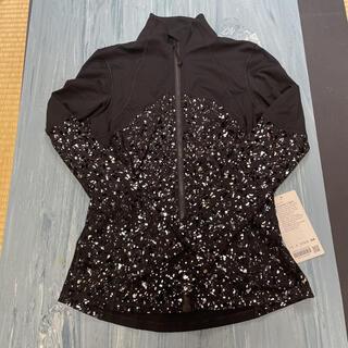 ルルレモン(lululemon)の新品タグ付き ルルレモン Define Jacket  ディファインジャケット(ヨガ)