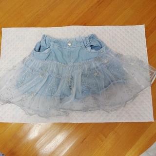アナスイミニ(ANNA SUI mini)の子供服 キュロットスカート ANNA SUImini 140cm(スカート)