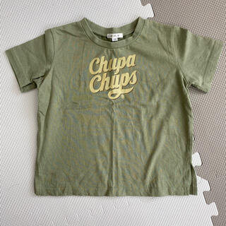 アーヴェヴェ(a.v.v)のアーヴェヴェ Tシャツ トップス チュッパチャップス 100(Tシャツ/カットソー)