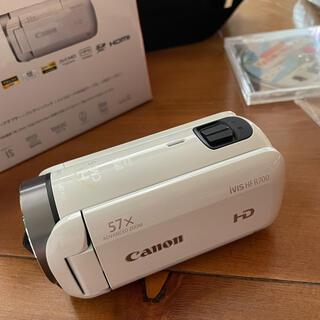 Canon - 【未使用】canon HDビデオカメラIVIS HF R70D キャリーバッグ付