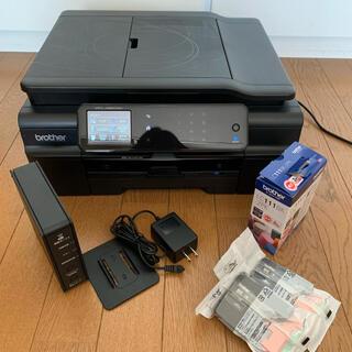 ブラザー(brother)のブラザー プリビオ インクジェットFAX複合機 MFC-J890DWN(PC周辺機器)