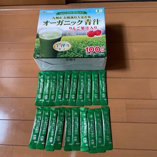 コストコ(コストコ)のオーガニック青汁20本(青汁/ケール加工食品)