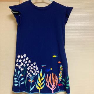 Design Tshirts Store graniph - 130ワンピース