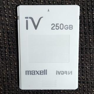 maxell - 日立Wooo IVDR−S 250 maxell
