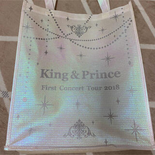 Johnny's - king&prince バッグ