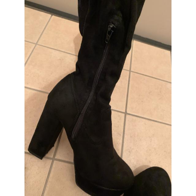 GRL(グレイル)のGRL ニーハイブーツ レディースの靴/シューズ(ブーツ)の商品写真