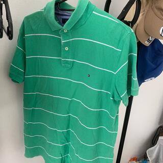 TOMMY HILFIGER - トミーフィルガーのポロシャツ