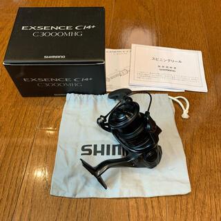 SHIMANO - シマノ 18 エクスセンスCI4+ C3000MHG