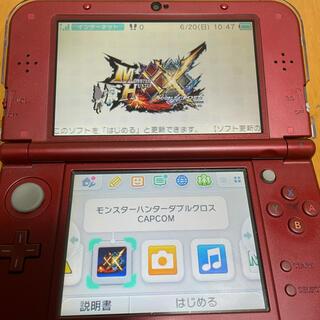 ニンテンドー3DS(ニンテンドー3DS)のNEW Nintendo 3DSLL 本体+ソフト1本付き(携帯用ゲーム機本体)