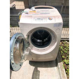 東芝 - 9kgドラム式洗濯乾燥機 (左開き)TW-Z8500L-PN