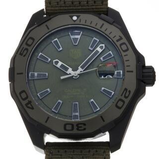 タグホイヤー(TAG Heuer)のタグホイヤー 腕時計 WAY208E.FC8222(腕時計(アナログ))