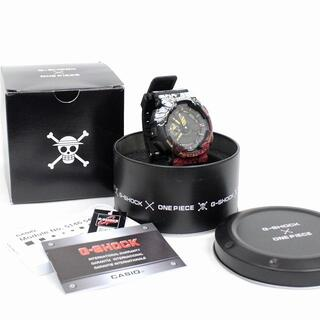 カシオ(CASIO)の未使用品 CASIO G-SHOCK GA-110 ワンピース コラボ(腕時計(デジタル))