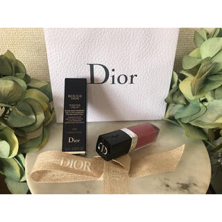 ディオール(Dior)のディオール ルージュ ディオール フォーエヴァー リキッド 458 フォーエヴ…(口紅)