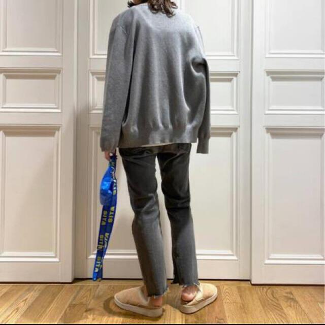 L'Appartement DEUXIEME CLASSE(アパルトモンドゥーズィエムクラス)の【SURT/サート】 イレギュラーヘム タイトフィット38 レディースのパンツ(デニム/ジーンズ)の商品写真