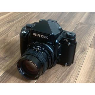 PENTAX - pentax67ii smc105mmF2.4