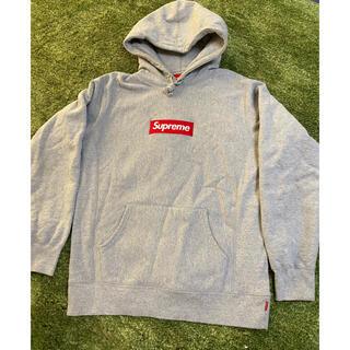 シュプリーム(Supreme)のsupreme Box LOGO hoodie sweatshirt Lボックス(パーカー)