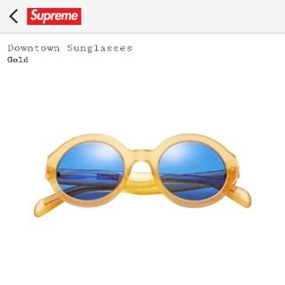 シュプリーム(Supreme)のSupreme Downtown Sunglasses シュプリーム サングラス(サングラス/メガネ)