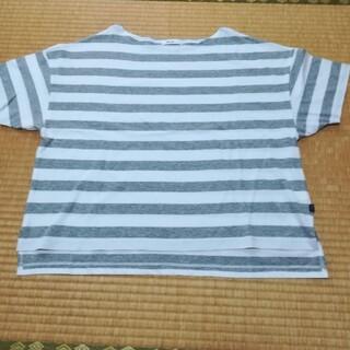 ニコアンド(niko and...)のニコアンド ボーダーTシャツ(Tシャツ(半袖/袖なし))