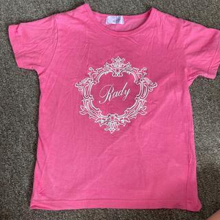 レディー(Rady)のちびrady★Tシャツ!!(Tシャツ(半袖/袖なし))