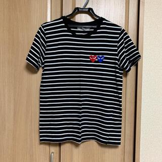 COMME des GARCONS - 美品コムデギャルソンTシャツ
