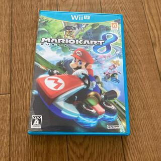 ウィーユー(Wii U)のWiiU ソフト マリオカート8 (家庭用ゲームソフト)