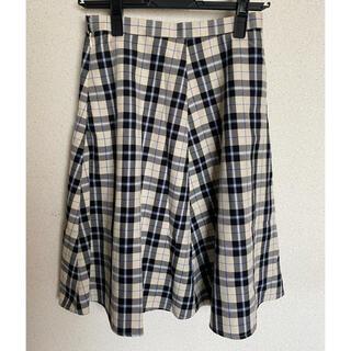 アバハウス(ABAHOUSE)のスカート (ひざ丈スカート)